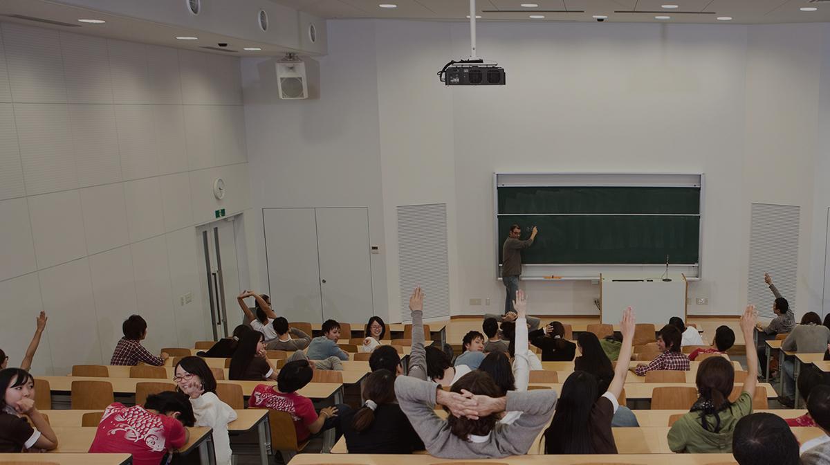 当財団大学給付奨学生対象 大学院給付奨学制度
